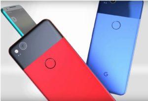 Pixel colour varients