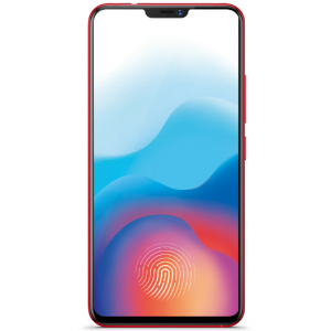 Vivo-X21-front-red