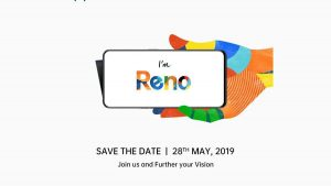 oppo Reno launch event