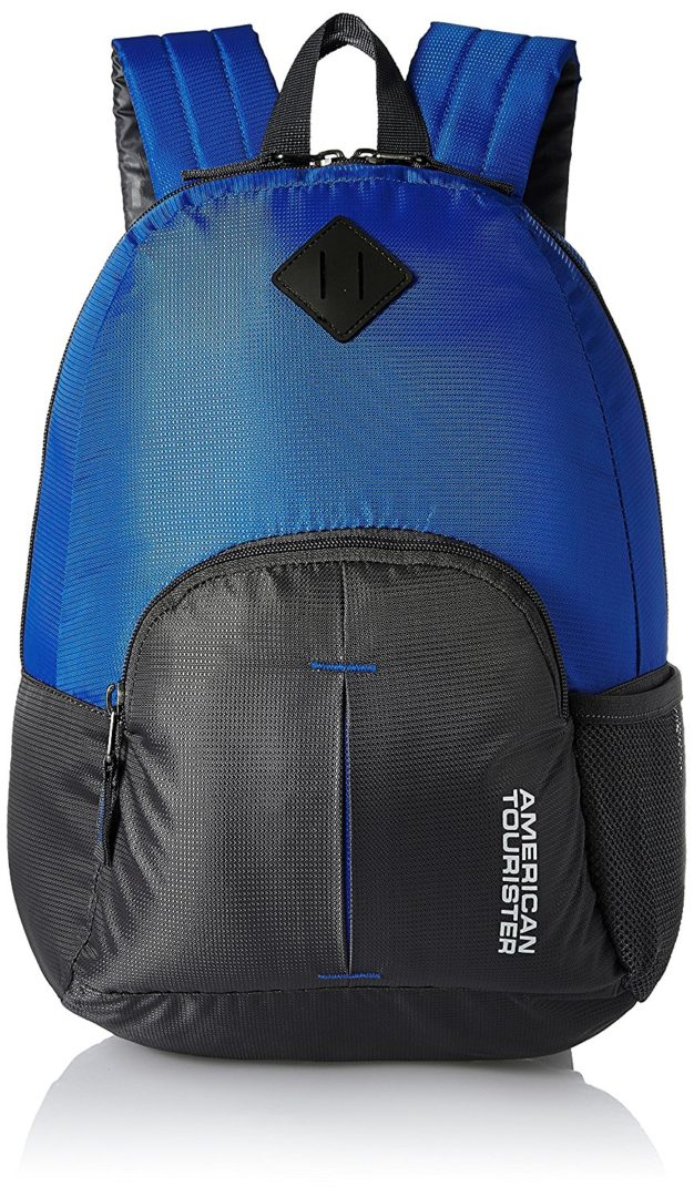 American-Tourister-Backpack-Blue-Black
