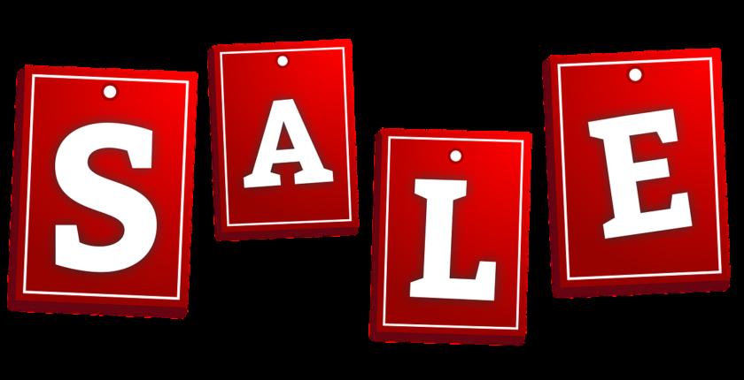 Sale Logo Transparent