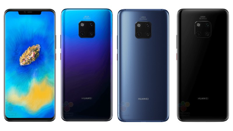 Huawei Mate 20 & 20 Pro is crazier than the usual