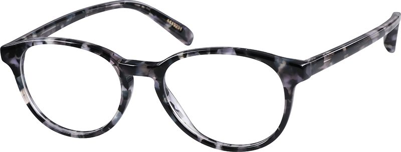 Johnson Round Eyeglasses