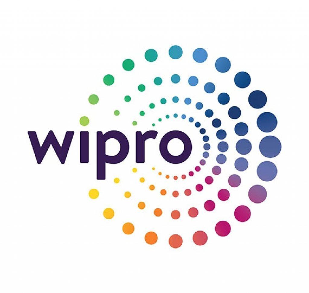 Wipro-logo transparent background logo