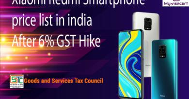Xiaomi Redmi Smartphone Price List in India April 2020