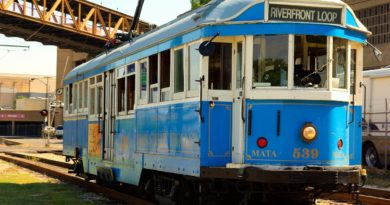 memphis-tennessee-trolley and tourism