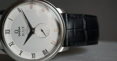 Omega De Ville Is The Perfect Classy Gift