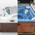 hot tub maintained properly